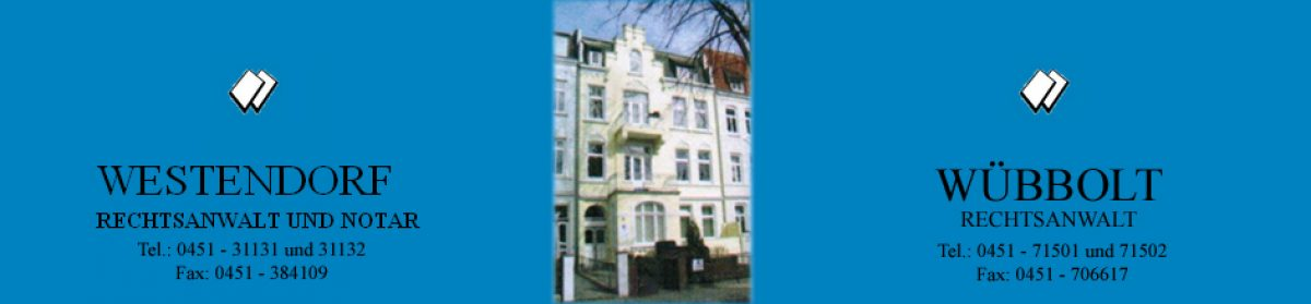 RAe Westendorf & Wübbolt